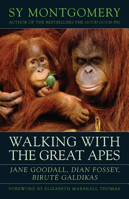 Walking with the Great Apes Cover