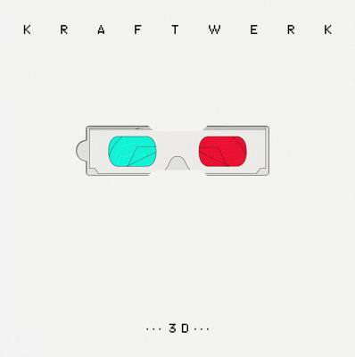 Kraftwerk: 3D Cover Image