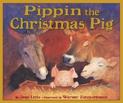 Pippin The Christmas Pig Cover