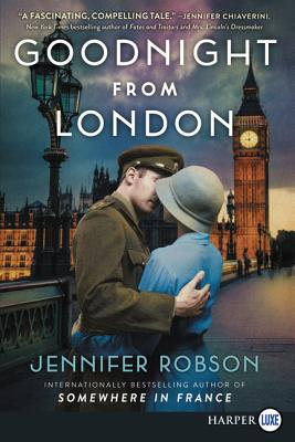 Goodnight from London: A Novel Cover Image