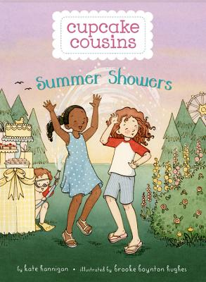 Cupcake Cousins, Book 2 Summer Showers Cover