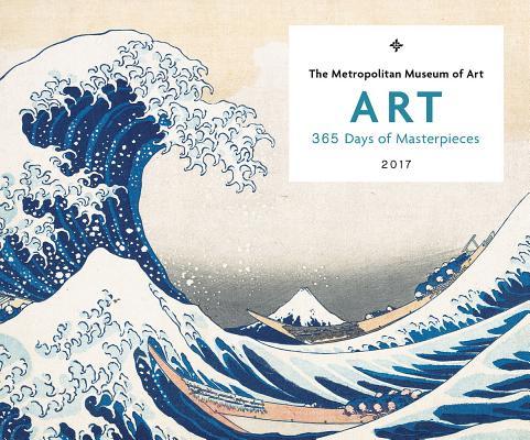 Art: 365 Days of Masterpieces 2017 Calendar Cover Image