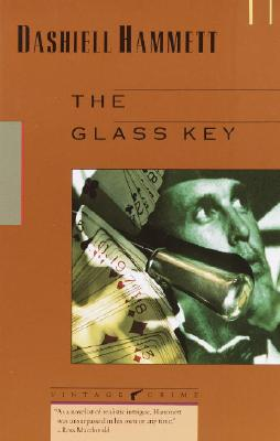 The Glass Key Cover