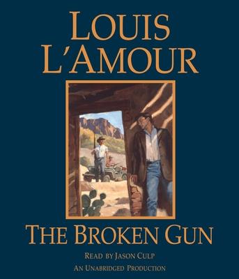 The Broken Gun Cover