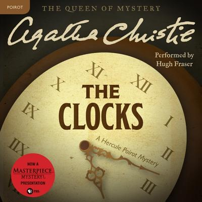 The Clocks Lib/E: A Hercule Poirot Mystery (Hercule Poirot Mysteries (Audio) #1963) Cover Image