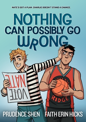 Cover for Nothing Can Possibly Go Wrong