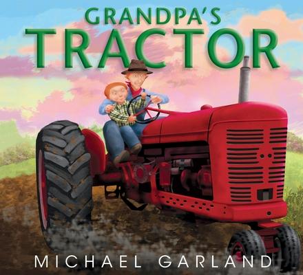 Grandpa's Tractor Cover