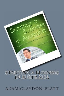 Starting a Business in Australia Cover Image