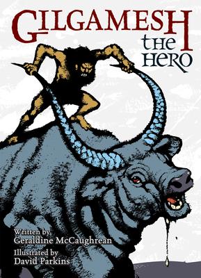 Cover for Gilgamesh the Hero