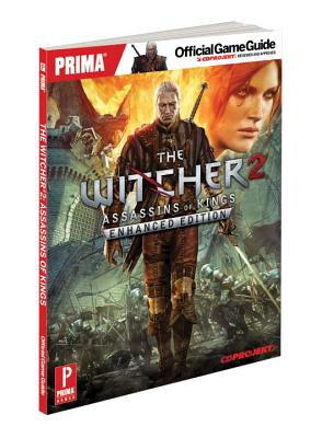 The Witcher 2 Cover