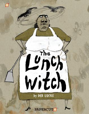 The Lunch Witch Cover Image