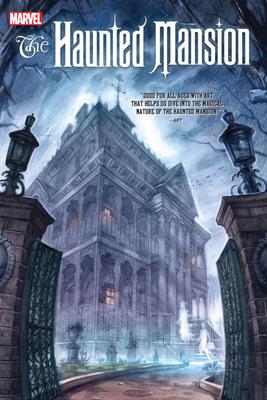 Disney Kingdoms: Haunted Mansion Cover Image