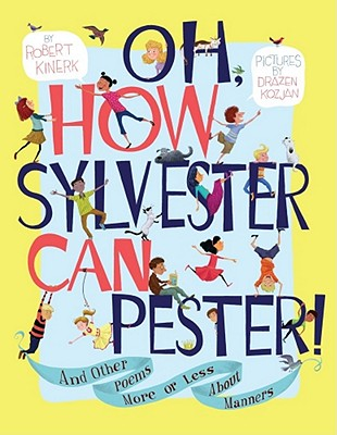 Oh, How Sylvester Can Pester! Cover