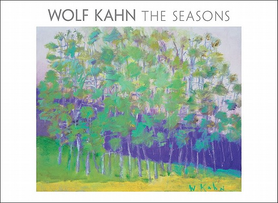 Wolf Kahn Note Cards 20pk Cover Image