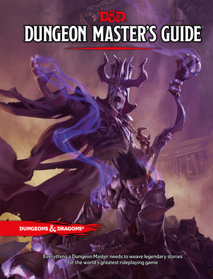 Dungeons & Dragons Dungeon Master's Guide (Core Rulebook, D&D Roleplaying Game) Cover Image