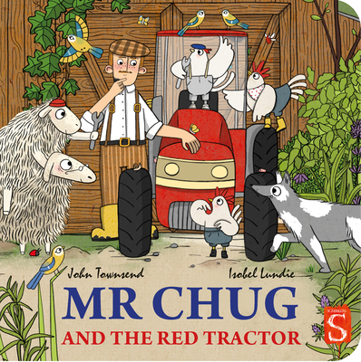 Mr. Chug & the Red Tractor Cover Image
