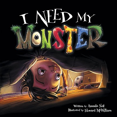 I Need My Monster Cover