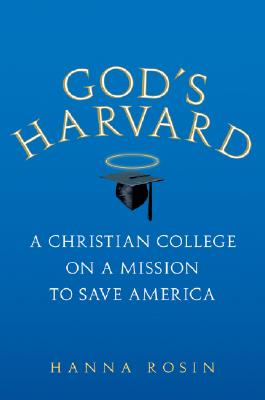 God's Harvard Cover