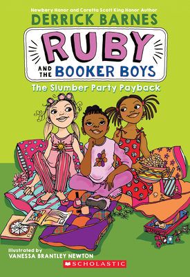 The Slumber Party Payback (Ruby and the Booker Boys #3) Cover Image