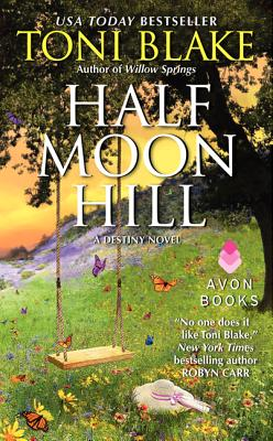 Cover for Half Moon Hill