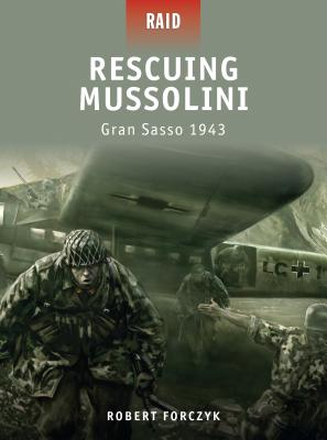 Rescuing Mussolini Cover