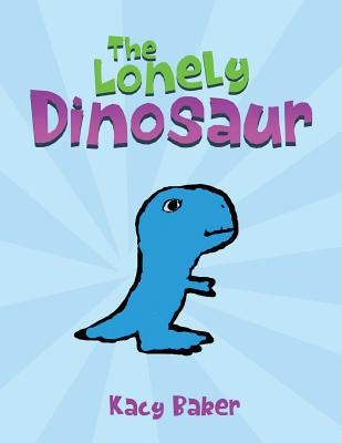 The Lonely Dinosaur Cover Image