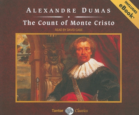 The Count of Monte Cristo, with eBook Cover Image