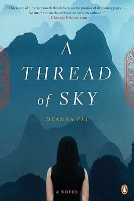 Cover for A Thread of Sky