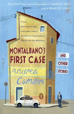Montalbano's First Case and Other Stories (An Inspector Montalbano Mystery) Cover Image