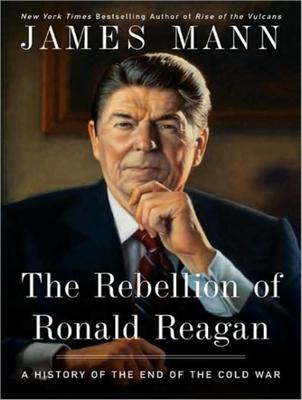 Rebellion of Ronald Reagan Cover