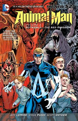 Animal Man Vol. 3 Cover