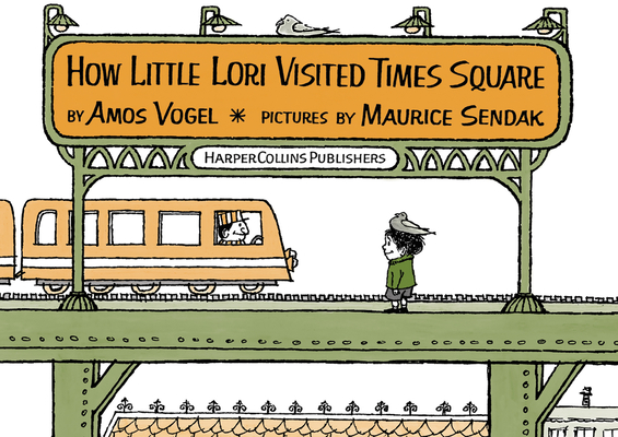 How Little Lori Visited Times Square Cover Image
