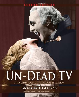 Cover for Un-Dead TV