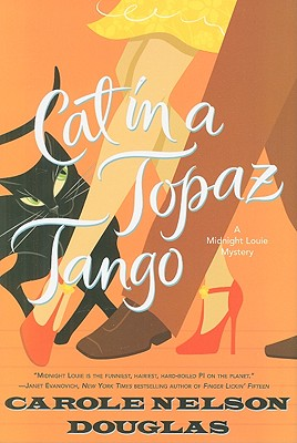 Cat in a Topaz Tango Cover