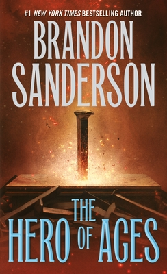 The Hero of Ages: Book Three of Mistborn Cover Image