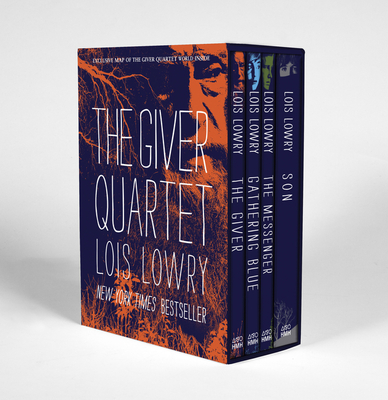 The Giver Quartet boxed set Cover Image