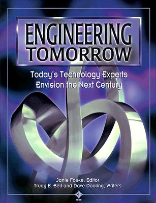 Cover for Engineering Tomorrow