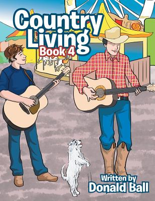 Country Living: Book 4 Cover Image