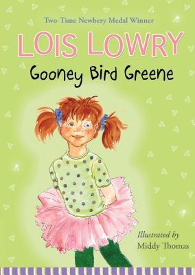Cover for Gooney Bird Greene