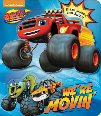 Blaze and the Monster Machines Cover