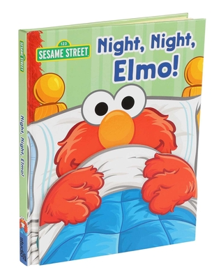 Sesame Street: Night, Night, Elmo! (Guess Who) Cover Image