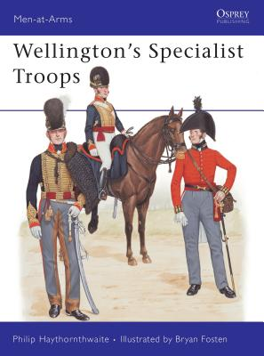 Wellington's Specialist Troops Cover