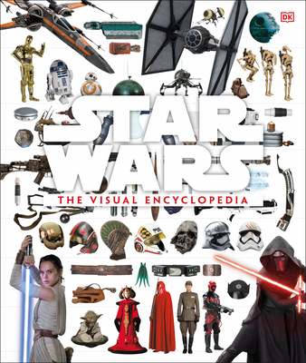 Star Wars: The Visual Encyclopedia Cover Image