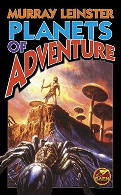 Cover for Planets of Adventure