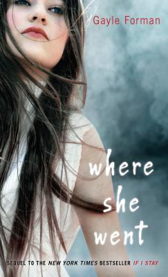Where She Went Cover Image