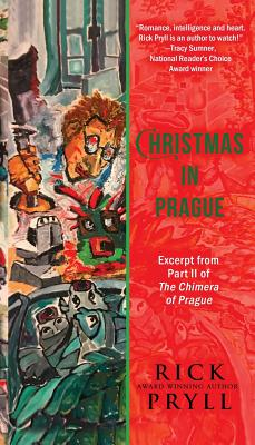 Cover for Christmas in Prague