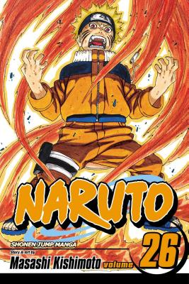 Naruto, Vol. 26 cover image