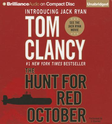 The Hunt for Red October Cover Image