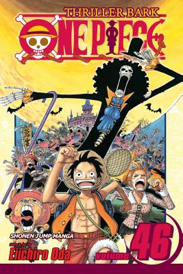 One Piece, Vol. 46 Cover Image