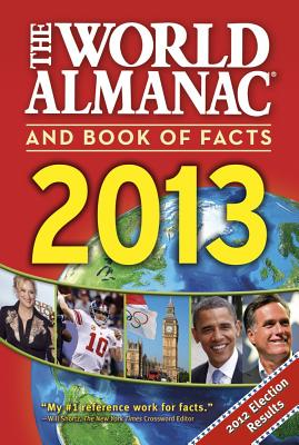 The World Almanac and Book of Facts 2013 Cover